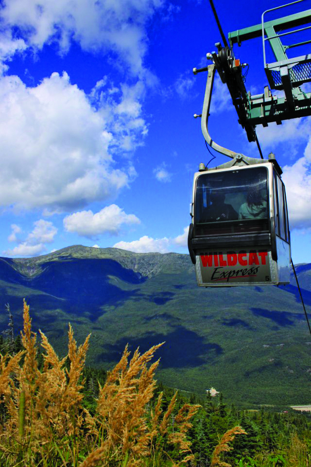 Fourth Of July Business Booms At White Mountains